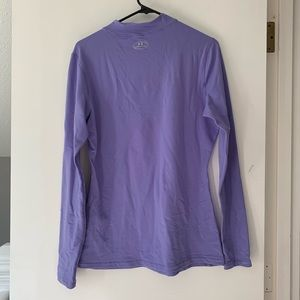 Under Armour Tops - UA ColdGear Semi-Fitted Long Sleeved Shirt